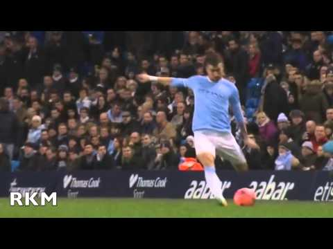 Manchester City vs Blackburn Rovers 5 0 Манчестер Сити  Блэкберн Роверс All goals 15 01 2014