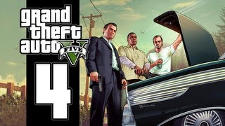 Let's Play GTA V (GTA 5) EP04 Meet Chop!