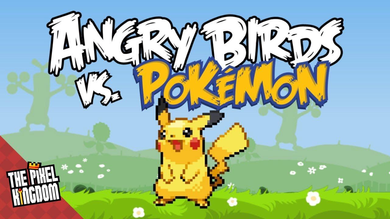angry birds pig pikachu - photo #8