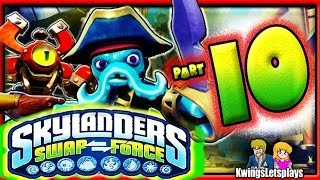 Skylanders Swap Force Part 10 Abandoned MineTrack