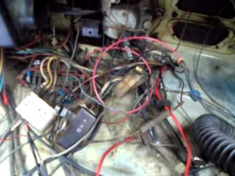 1970 vw beetle wiring problems youtube 68 VW Bug Wiring-Diagram