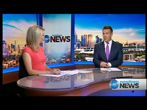 Ten Eyewitness News Melbourne - Montage [2.01.14]