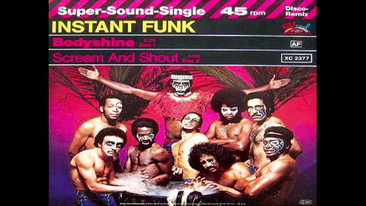 Instant Funk The Funk Is On : Maxresdefault g