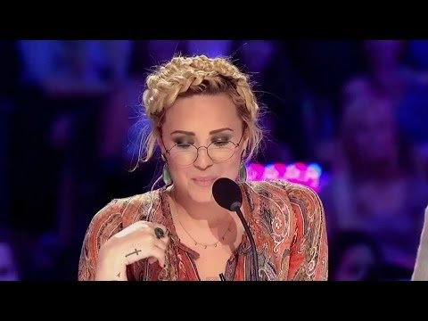 Demi Lovato F Bomb and X Factor Finale Best Moments