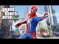 GTA 5 Mods SPIDERMAN MOD w PS4 SPIDERMAN GTA 5 Spiderman Gameplay GTA 5 Mods Gameplay