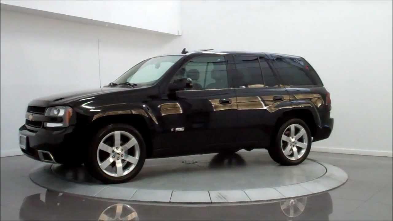 2009 Chevy Trailblazer Ss For Sale