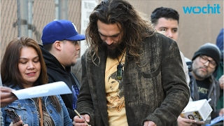 Why On Earth Does Jason Momoa Have Bodyguards