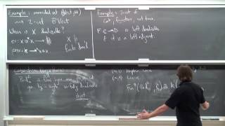 Chris Schommer-Pries: Dualizability in Low Dimensional Higher Category Theory (Part 2)