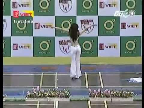 Miss Lê Thị Ngọc Huyền ĐH Duy Tân ĐN 02/12/2012.