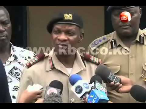 Over 100 suspects arrested over Mombasa terror attacks