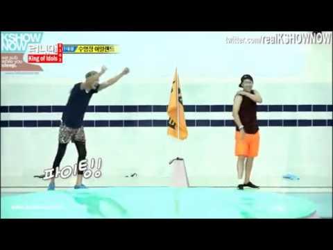 Running Man Ep162 Lee Kwang Soo's funny moment