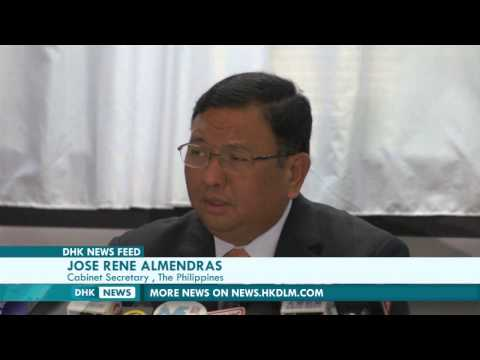 (23 APR 2014)Philippino Cabinet Secretary Press Conference