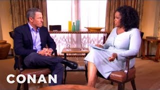 Oprah's Contentious Lance Armstrong Interview