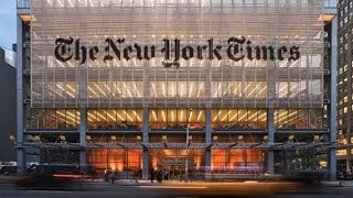New York Times Executive Editor Apologizes For Decade Of