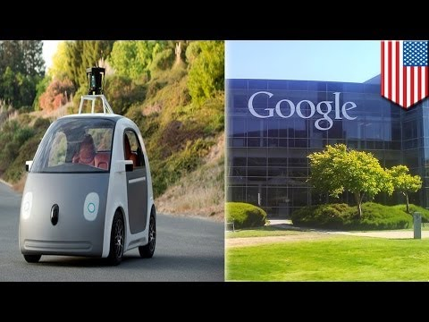Google's new self-driving car: no brakes or steering wheel