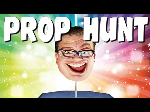 Bob's Funniest Hiding Spot | Prop Hunt #29