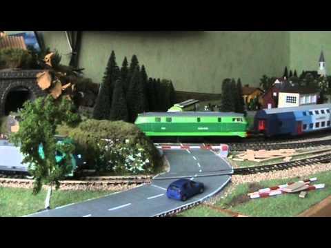 Makieta kolejowa H0