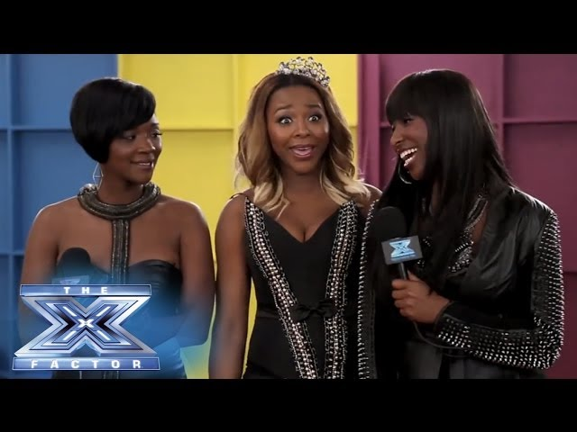 Exit Interview: RoXxy Montana - THE X FACTOR USA 2013