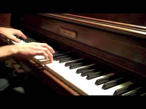 Taylor Swift - Safe and Sound cover - feat. The Civil Wars - piano