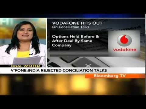 Final Word- Govt Rejected Conciliation Talks: Vodafone