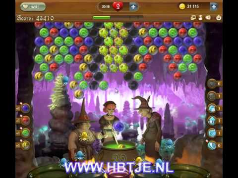 Bubble Witch Saga level 50