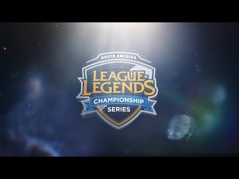 NA LCS Spring (2018) | Week 1 Day 1