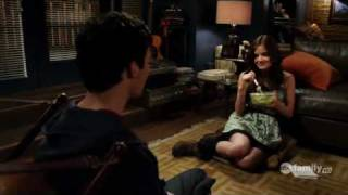 Pretty Little Liars 1x04 Can You Hear Me Now? Ezra and Aria Scenes view on youtube.com tube online.