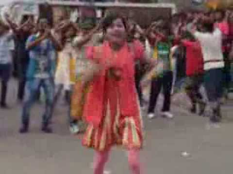 ICC World Twenty20 Bangladesh 2014 Flash Mob - Pabna University of Science & Technology ( PUST )