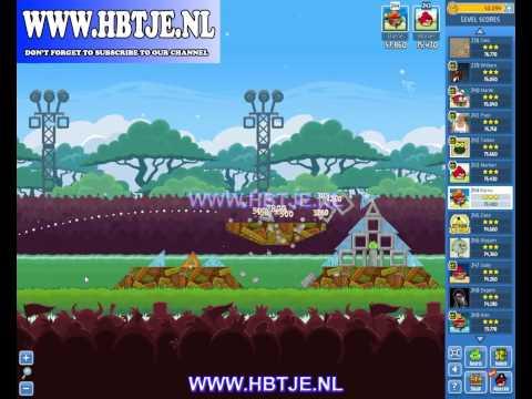 Angry Birds Friends Tournament Week 92 Level 3 high score 95k (tournament 3)