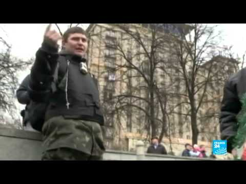 Ukraine: After the fight, the mourning
