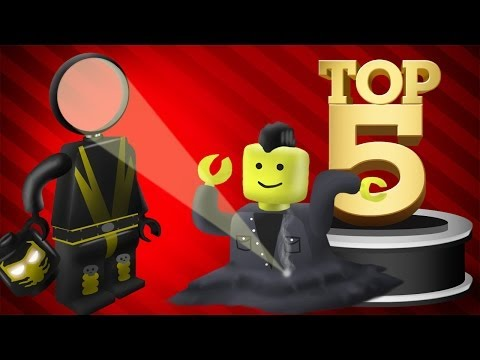 TOP 5 NEEDED LEGO GAMES
