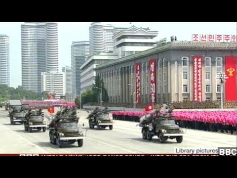 North Korea Fires More Test Missiles As Tensions Rise