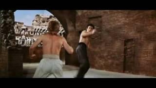 Bruce Lee Vs. Chuck Norris