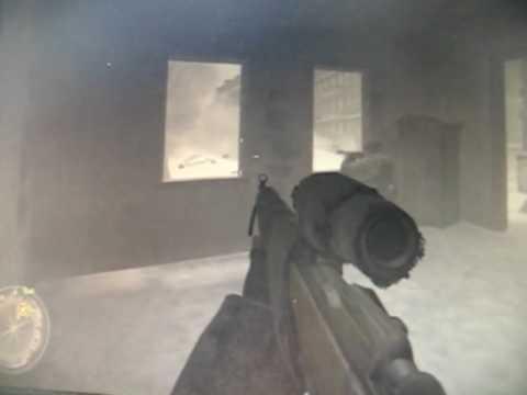 Оружие в Call of Duty 2