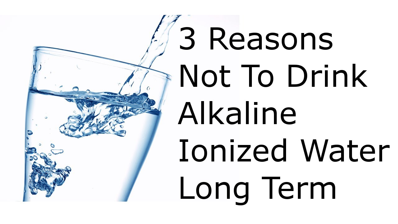 alkaline water Seen the push to drink alkaline water are the claimed benefits — boosts the  metabolism, slows bone loss and aging, metabolizes nutrients.