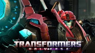 Transformers Universe Game Trailer 2014 #TestYourMetal