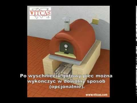 Vitcas -  izolacja podwójnego pieca chlebowego Vitcas Casa