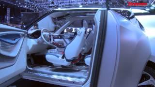 Ssangyong XLV 2014 (NEW). Видео тесты За Рулем.