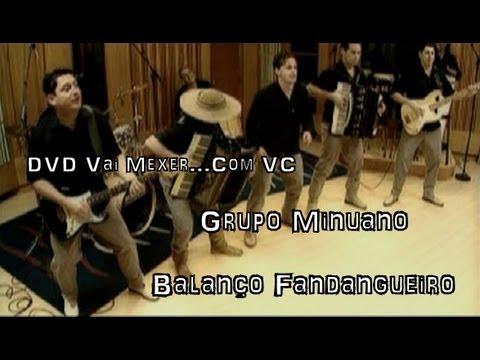 Balanço Fandangueiro-Grupo Minuano