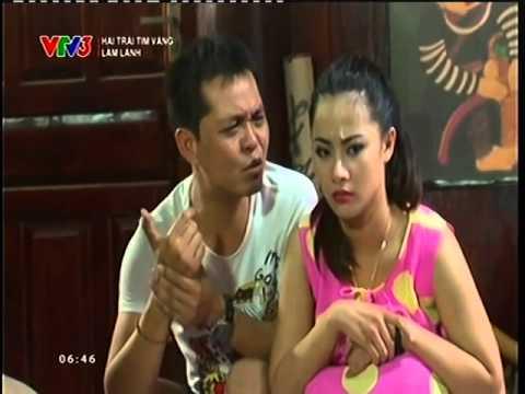 Hai trái tim vàng TẬP 184- Làm lành T5 17/07/2014. By: Hoàng Bắc