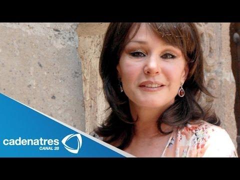 Alma Muriel aclara porque se retira de la televisión / Muere Alma Muriel