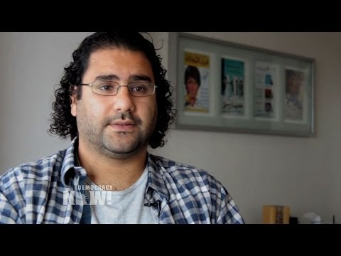 "Exclusive: Egyptian Activist Alaa Abdel Fattah on Prison, Regime's ""War on a Whole Generation"" (2/3)"