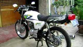 Yamaha STX 125
