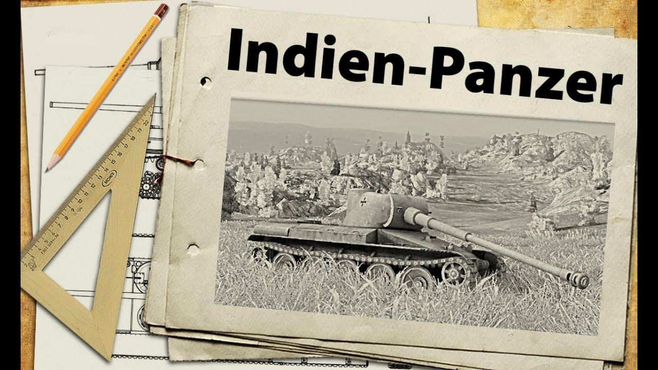 Indien-Panzer - продолжение