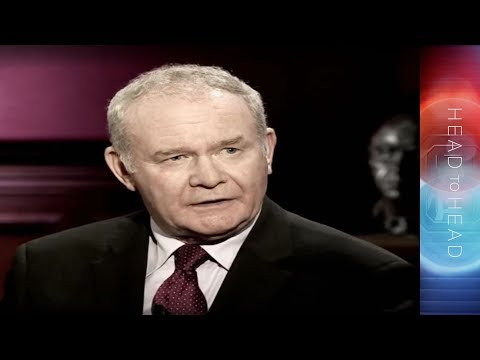 Head to Head - Martin McGuinness