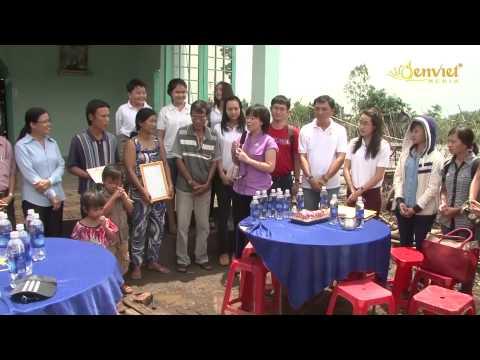Phóng sự: Xây dựng căn nhà số 11 tại Đồng Nai