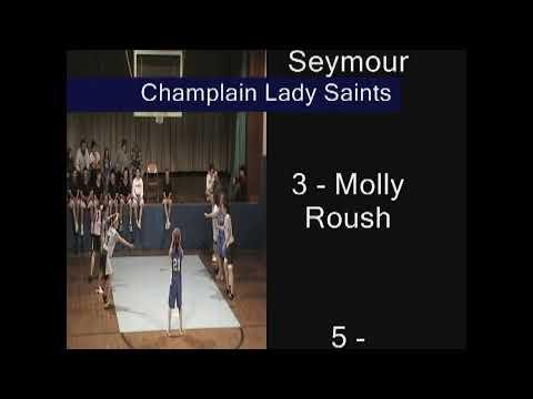 Saints - Huskies 5&6 Girls Final  2-19-06