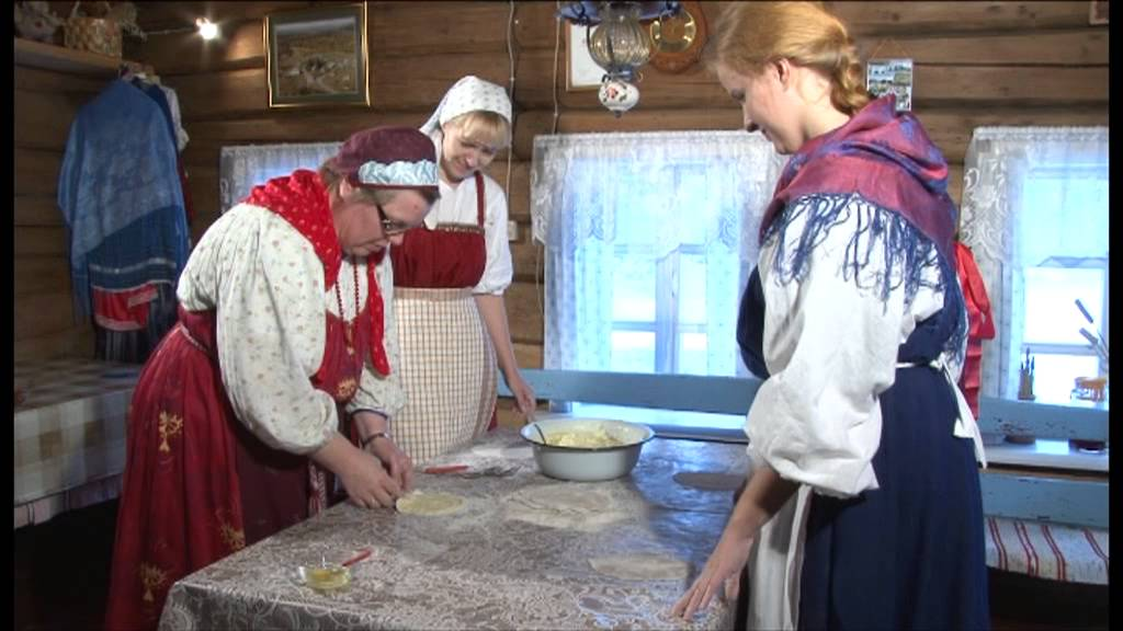 Cooking мастер класс