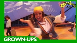 CBeebies: Swashbuckle Does 'Happy'
