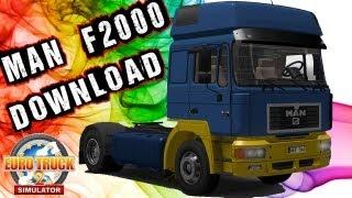 MAN F2000 + New Interior Download ETS 2 HD